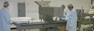 MicroNutra's Food and Drug Administration (FDA) Approved Manufacturing Facilities